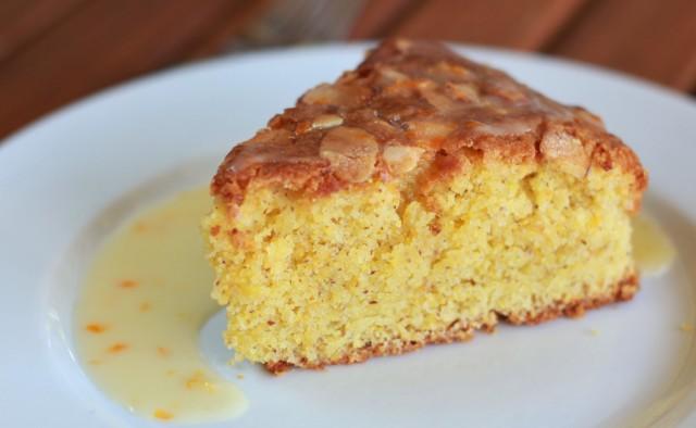 Almond Citrus Olive Oil Cake Recipe