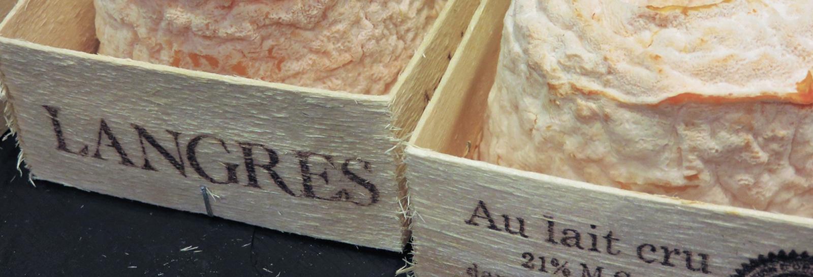 French Cheese Langres | TheTasteWorkshop.com