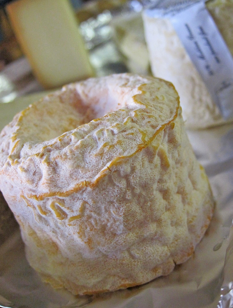 French Cheese Langres | thetasteworkshop.com