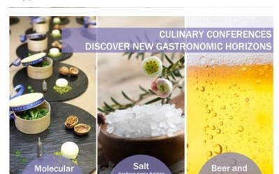 Culinary Gastronomy Salt Workshop in Paris