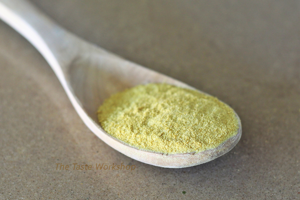 Nutritional yeast spoon