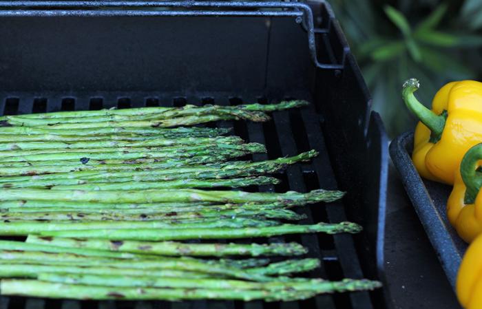 Veg grilled Asparagus