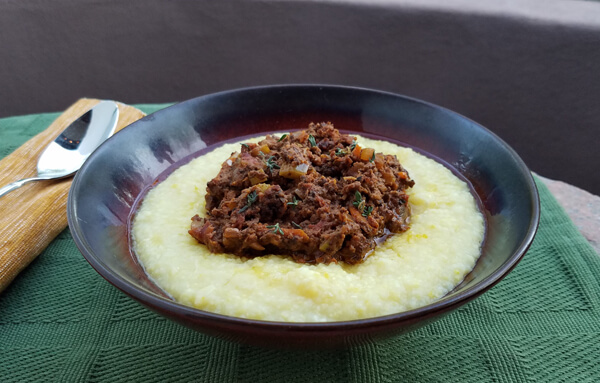 Meaty Walnut Mushroom Ragout: Flex Your Meatless Options